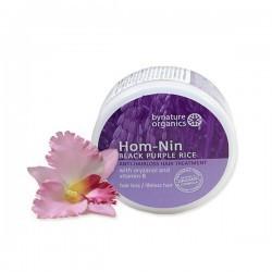 Маска для волос против выпадения с черно-фиолетовым рисом Bynature 150 гр