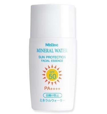 Эмульсия на минеральной воде SPF50