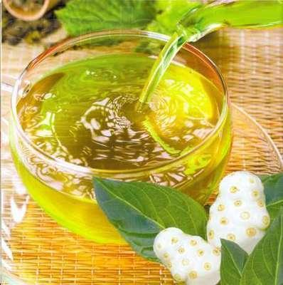 Лечебный чай из сушеных нони