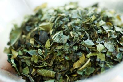 Тутовый чай  из шелковицы