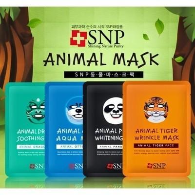 Корейские тканевые маски для лица с эффектом анимэ