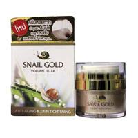 Крем для лица со слизью улитки Snail Gold 15 гр