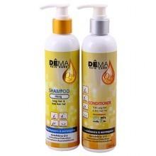 Шампунь и кондиционер против выпадения и для ускорения роста волос