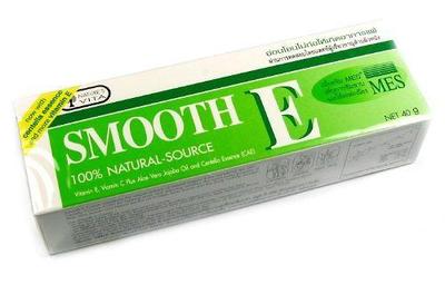 Крем для гладкости кожи Smooth E