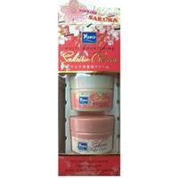 Набор питательных кремов для лица Yoko Sakura ночной и дневной