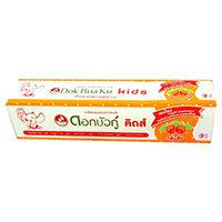 Зубная паста для детей старше 3 лет со вкусом апельсина от Twin Lotus 35 гр