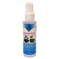 Травяной спрей против экземы и псориаза 60 мл
