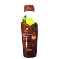 Шампунь для жирных волос с каффир-лаймом и мыльным орехом