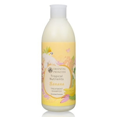 Лечебный банановый шампунь Oriental princess Tropical Nutrients 250 мл