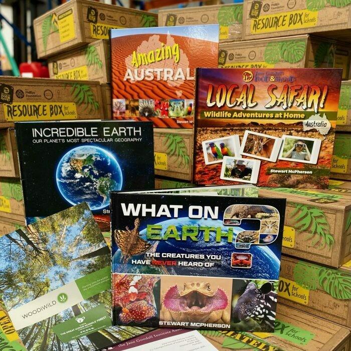 Roots & Shoots School Resource Box