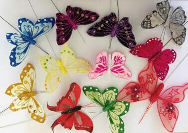 Glittery Butterfly