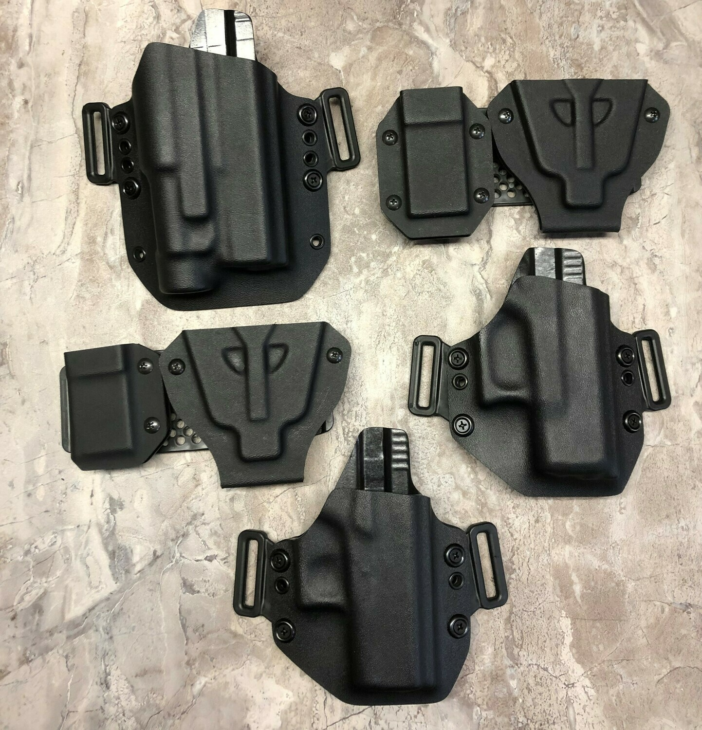 Outside The Waist Band Holsters