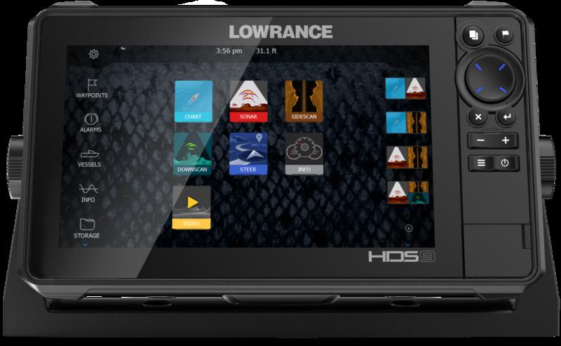 Lowrance HDS 9 Live® Sans Sonde