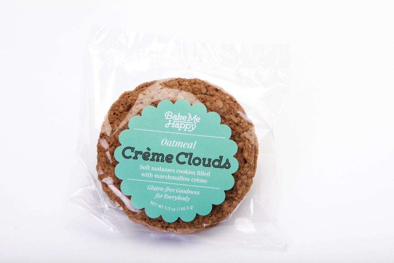 Oatmeal Creme Clouds