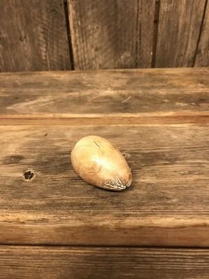 Holz Ei klein