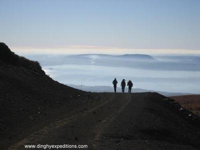 Summit To Sea Level Expedition (6 days / 5 nights trekking, rafting & beach)