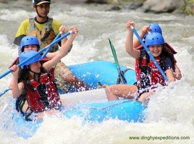 Rafting Sarapiqui River Class II-III