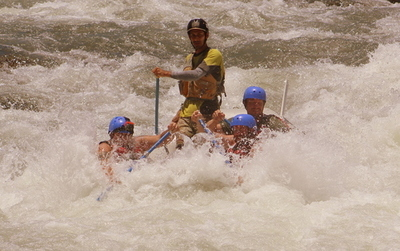 Rafting Sarapiqui River Class III-IV