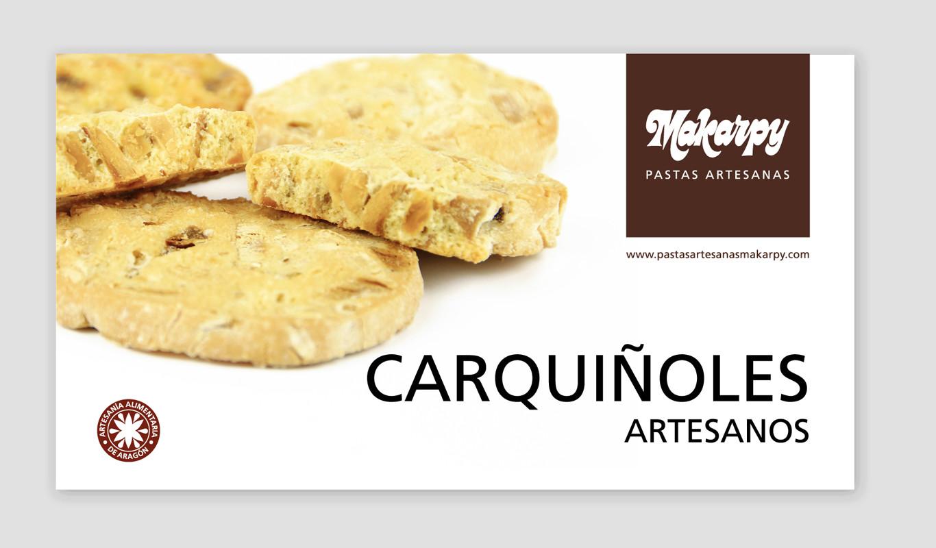 Cajitas de Carquiñoles Artesanos Makarpy