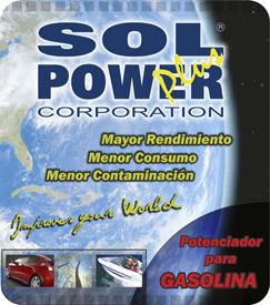 SOL Power Plus Gasolina 1 L