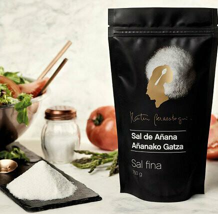 Sal de Añana Sal Fina de Añana bolsa 750g