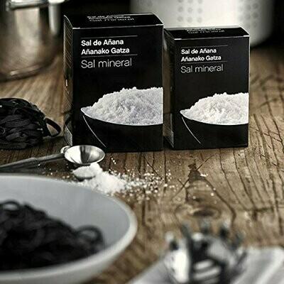Sal Mineral de Manantial de Añana, caja 500 g. - Gourmet by Beites