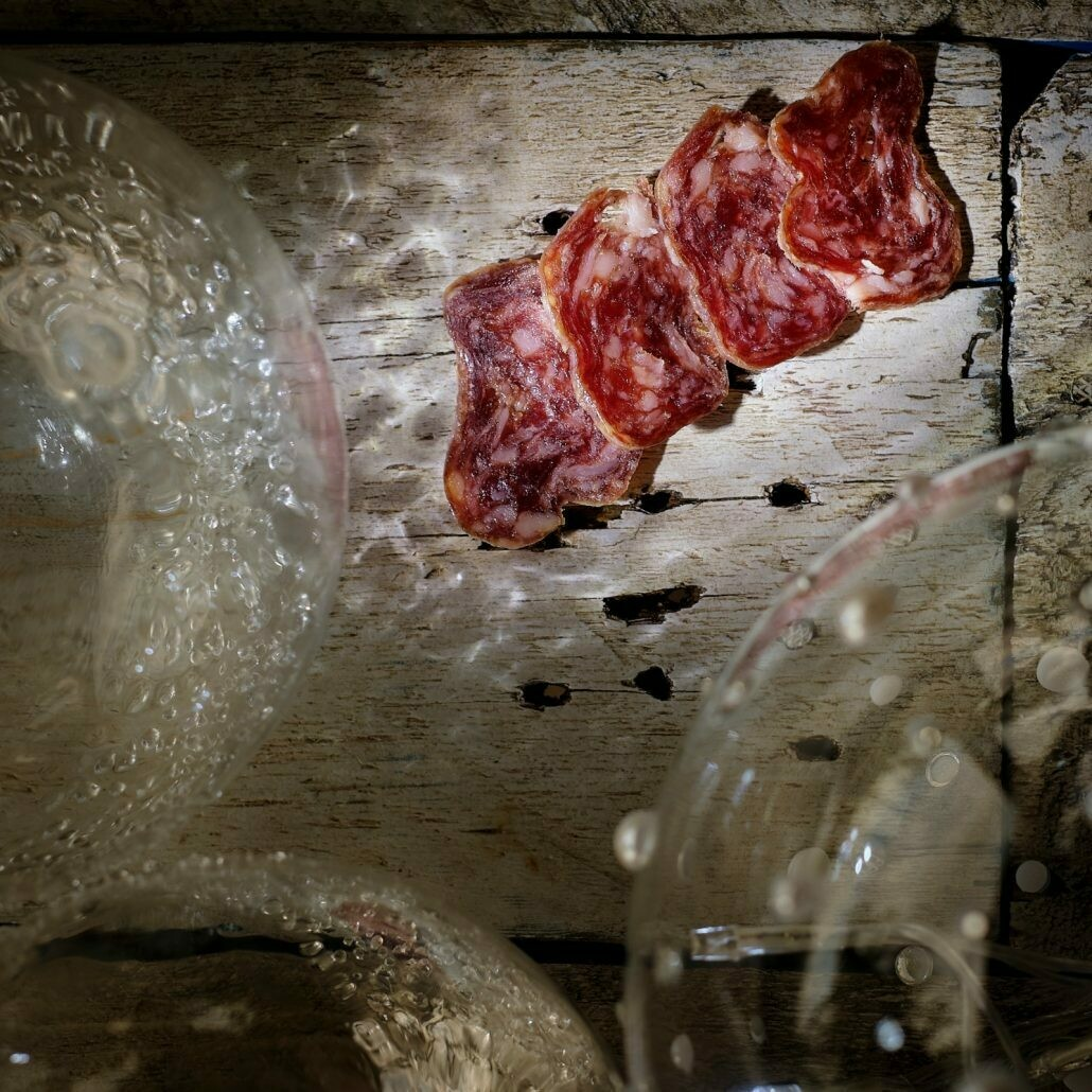 Cerdos y Rosas: Longaniza al Amontillado. Edición Limitada Navidad 2020