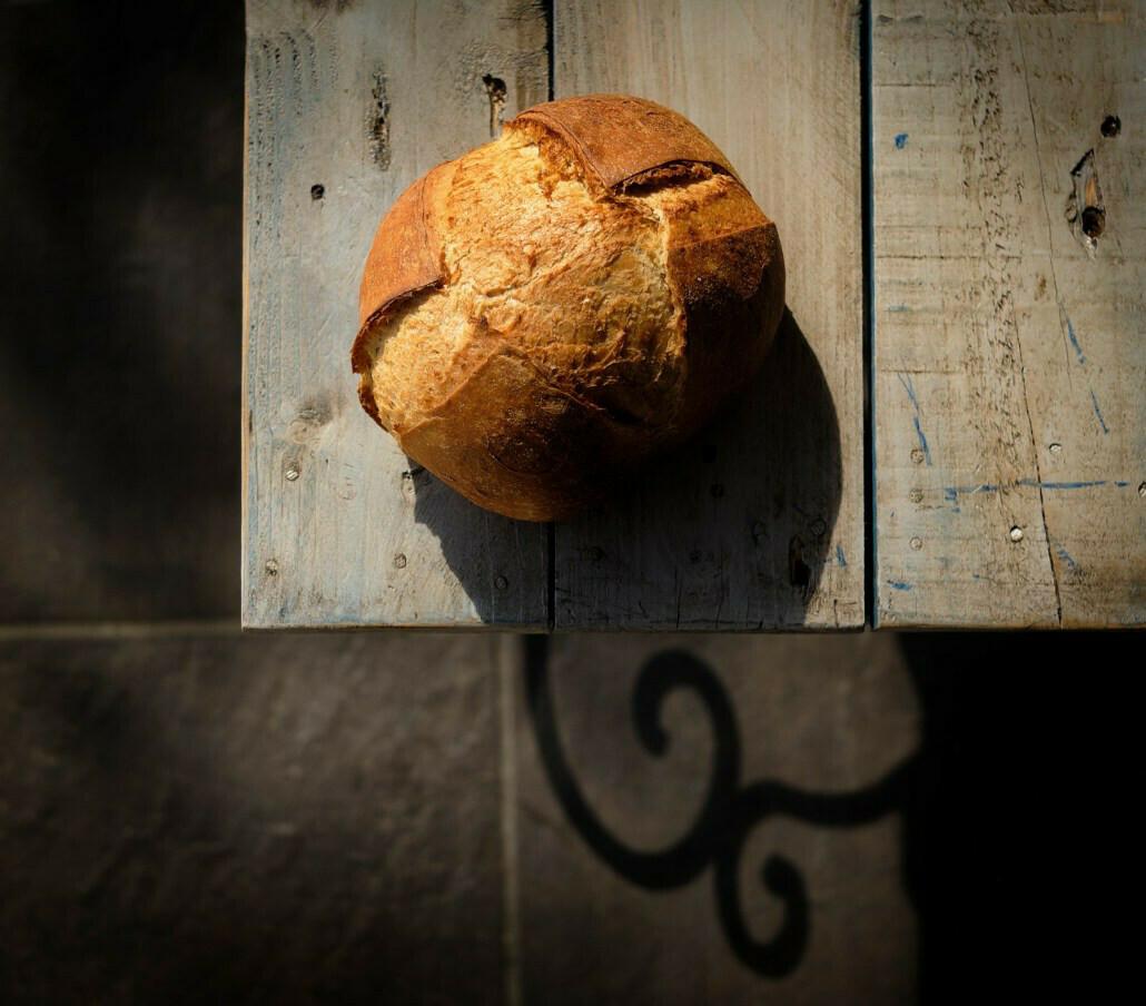 Pan Tradición de masa madre (1 kg aprox) - Restaurante Don Fadrique
