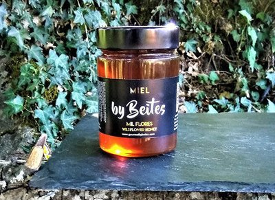 Miel Mil Flores 450g - Gourmet by Beites