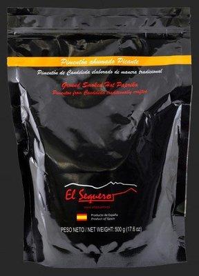 Bolsa Pimentón Ahumado EL SEQUERO Picante 500 g - Gourmet by Beites