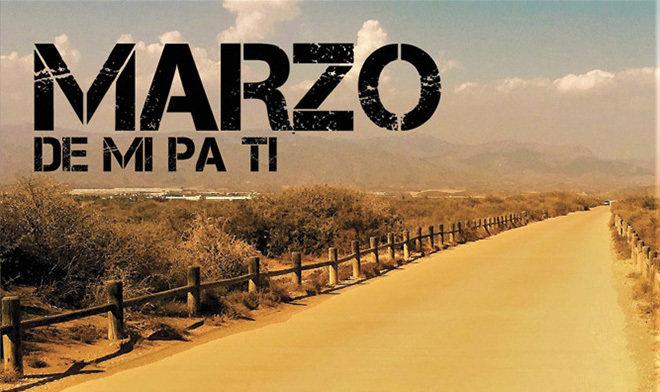 "José Navarro Guanipa - CD ""Marzo"""
