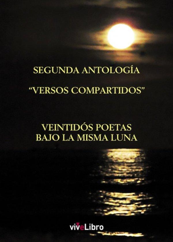 """Segunda antología """"Versos compartidos"""""""