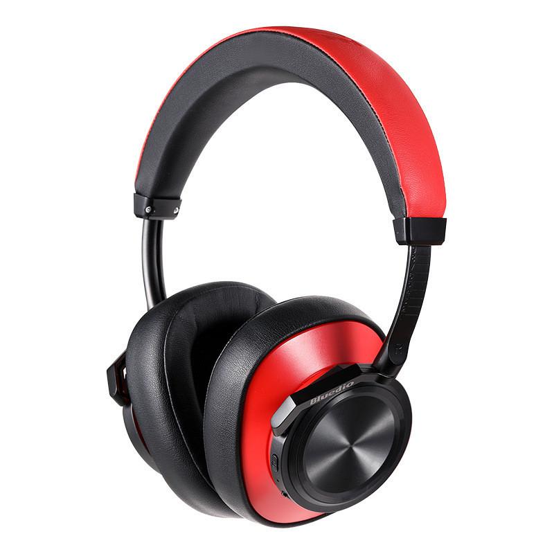 Наушники Bluedio T6 (Красный)