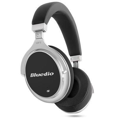 Наушники беспроводные Bluedio F2 (Черный)