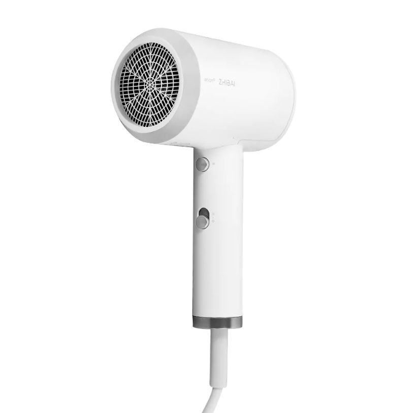 Фен для волос Xiaomi Zhibai Ion Hair Dryer HL303 (Белый)