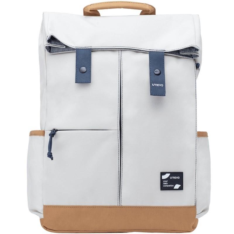 Многофункциональный рюкзак Xiaomi UREVO Energy College Leisure Backpack  (Белый)
