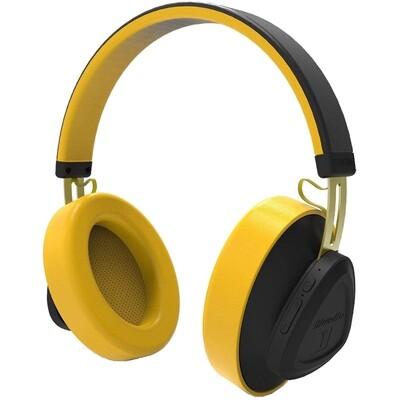 Наушники Bluedio T Monitor (Желтый)