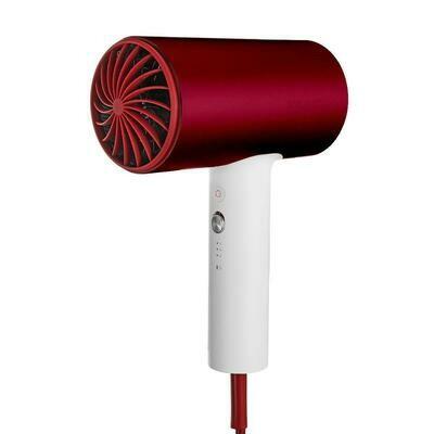 Фен Xiaomi Soocas Anions Hair Dryer (H3S)+диффузор (Красный)