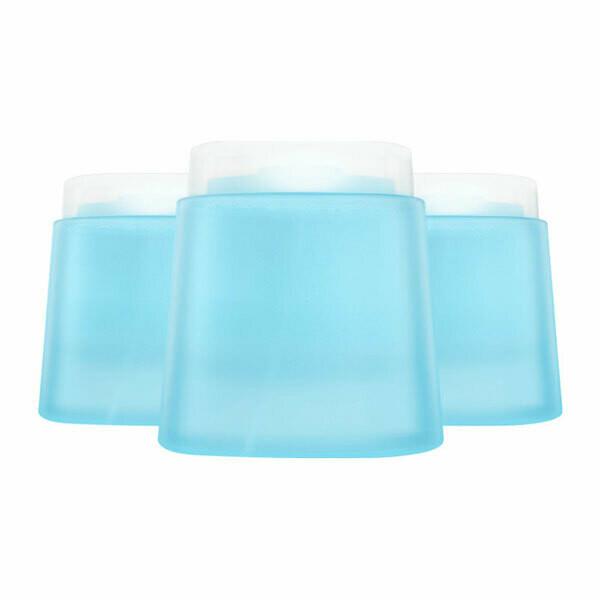Сменный блок (набор 3 шт.) для дозатора Xiaomi Mini J Auto Foaming Hand Wash (Голубой/Blue)