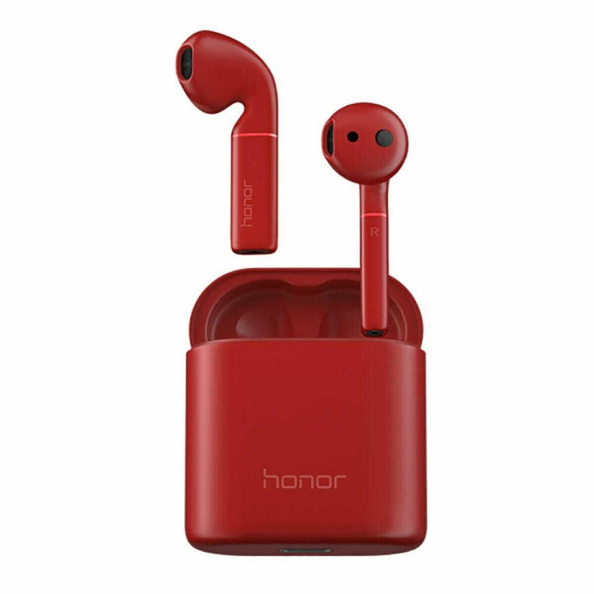 Наушники Honor FlyPods Pro (Красный)