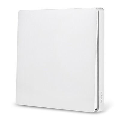Беспроводной выключатель Aqara Wall Wireless Switch One Button Edition (одинарный, белый) WXKG03LM