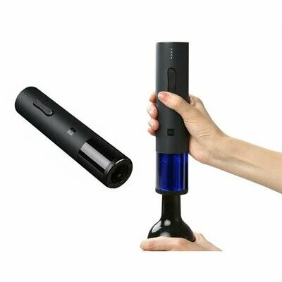 Электрический штопор Huo Hou Electric Wine (черный)