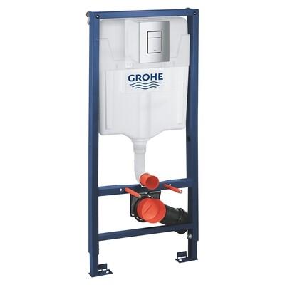 Инсталляция для унитаза подвесного стандартная GROHE Rapid SL 38772001