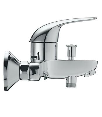 Смеситель для ванны с изливом GROHE Euroeco 32743000