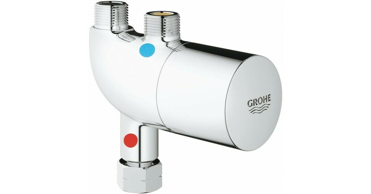 Термостат центральный встраиваемый GROHE Grohtherm Micro  34487000