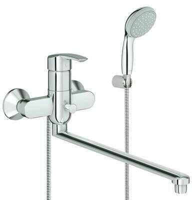 Смеситель для ванны с душевым гарнитуром GROHE Multiform 3270800A