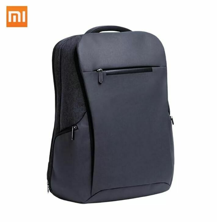 Рюкзак Xiaomi Mi Millet Shoulder Bag Business Travel (Черный)