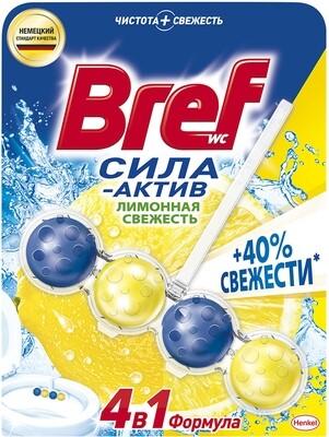 Чистящее средство для унитаза Bref 126699