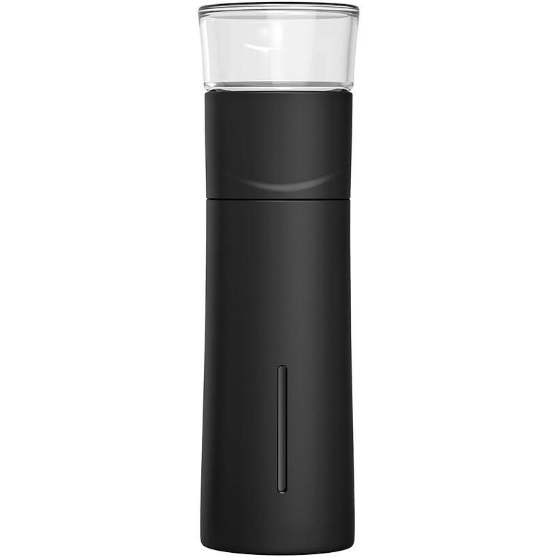 Заварочный термос Pinztea Mug (300 мл, черный)