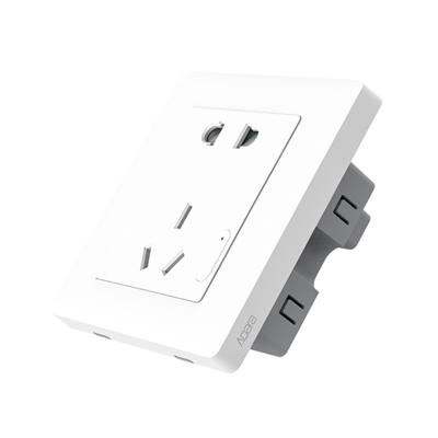Умная розетка Aqara Smart Socket (QBCZ11LM) Белая